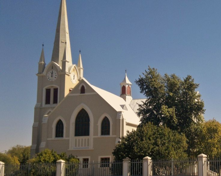 church in Upington northern cape