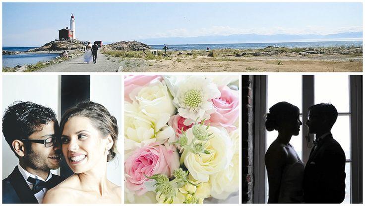 Victoria BC Wedding Videography :: Myron & Angela www.cassieoneil.com