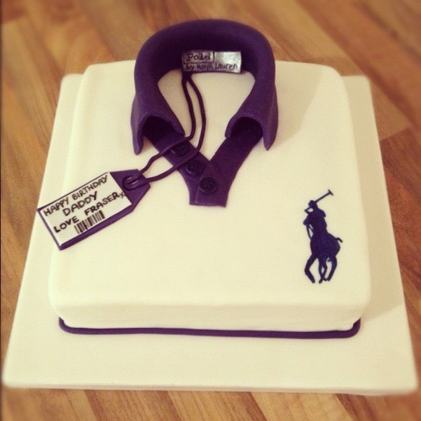 Birthday Cakes Polo Shirt