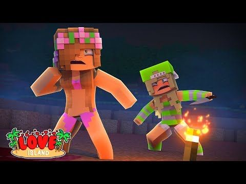 CRAZY PSYCHO NEW GIRL TURNS INTO A KILLER! Minecrfat Love Island   Little Kelly ✿Little Kelly Plays :  ✿ ✿The Kelly & Carly …