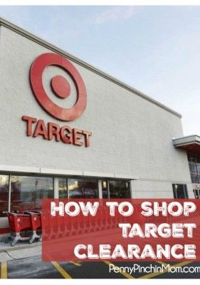 How To Shop Target Clearance