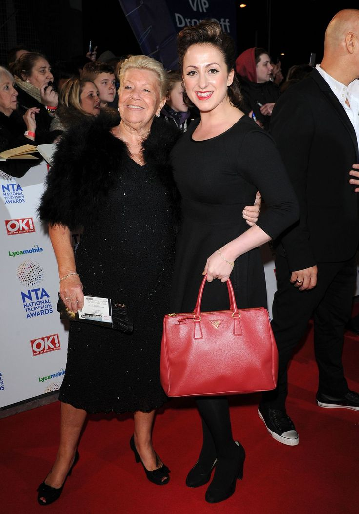 Natalie Cassidy #NatalieCassidy & Laila Morse #LailaMorse  The National Film Awards 2017 in London Celebstills Laila Morse Natalie Cassidy
