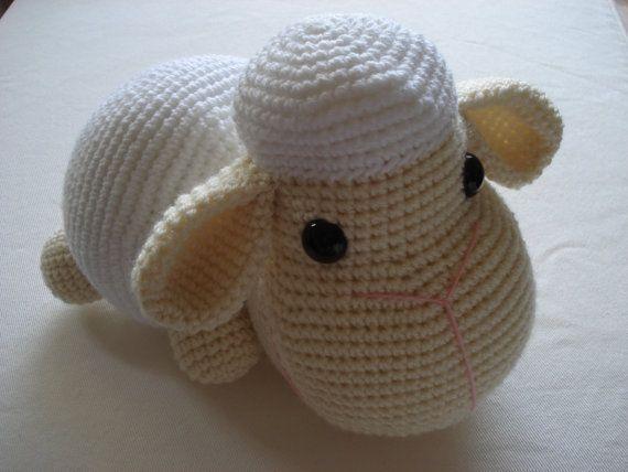 Amigurumi Joints : 218 best images about amigurumi farm animals on Pinterest ...