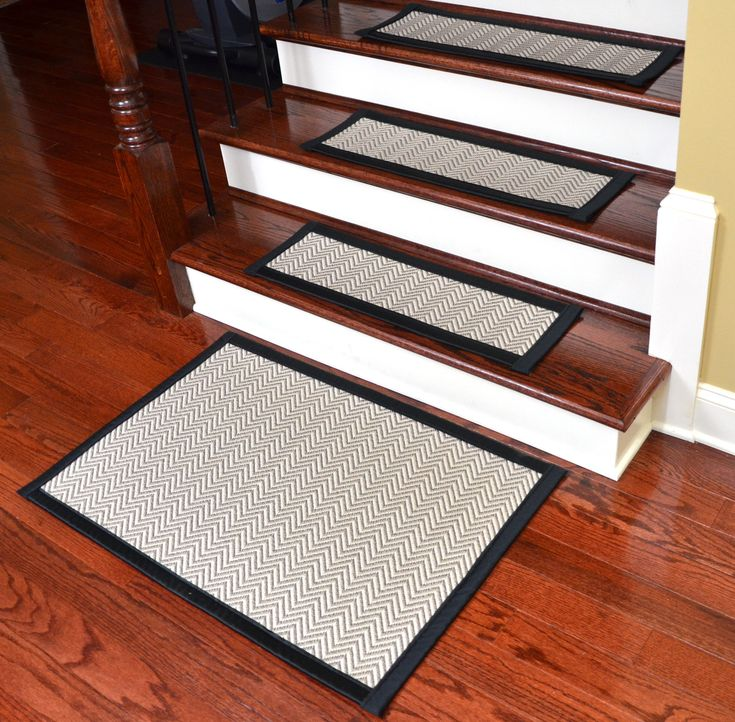 1000+ Ideas About Carpet Stair Treads On Pinterest