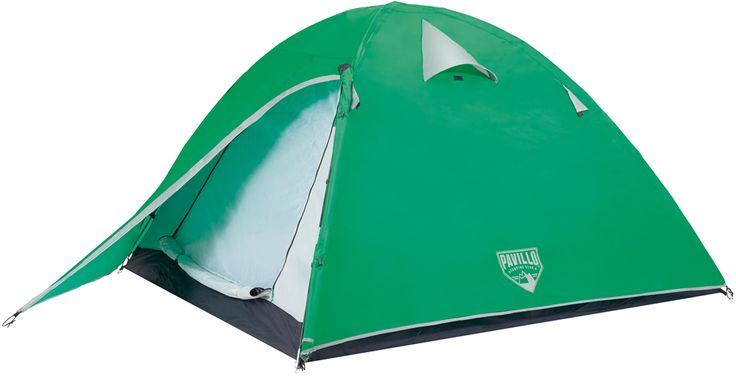 "Bestway 68009 Zelt ""Glacier Ridge X 2 Tent"" (70+200) x 200 x 120 cm   ZELTE   CAMPING   FREIZEIT   Kajak Kanu Elektromotor bei BeachandPool.de online kaufen"
