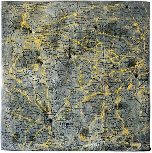 guillermo kuitca pinturas - Buscar con Google