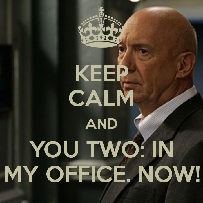 Keep Calm Cragen  SVU