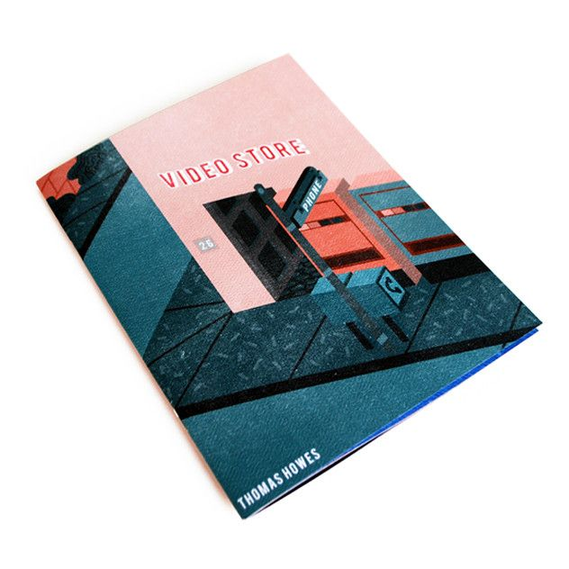 Video Store by Thomas Howes from Valley Cruise Press