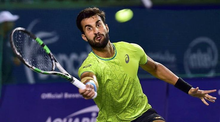 Bengaluru: India's top men singles player Yuki Bhambri continued his fine show and defeated compatriot Sriram N Balaji in straight sets to make an emphatic start to his campaign at USD 100,000 Bengaluru Open, here today.