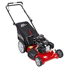 "Craftsman 149cc 21"" Kohler 675 OHV Engine, 3N1 Rear Bag Push Lawn Mower w/ High Rear Wheels"