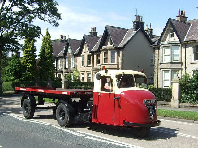 Scammell Scarab, just because . . .