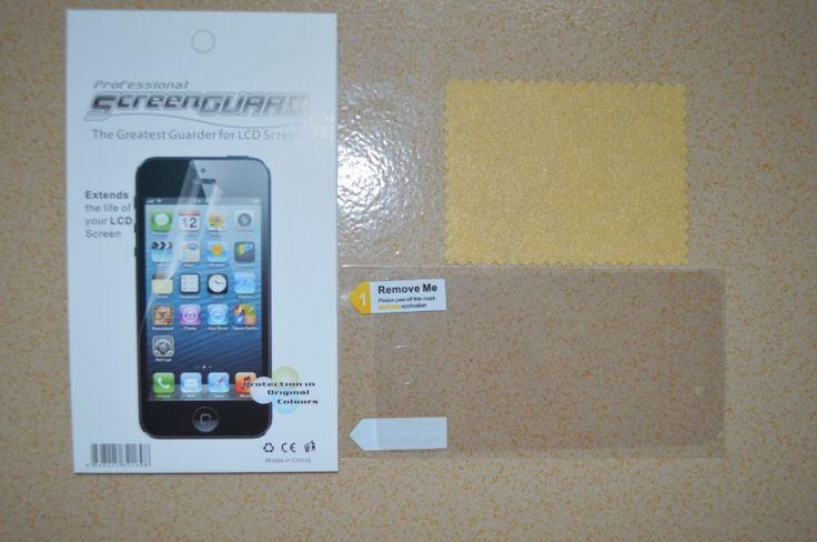 Clear screen protector - Μεμβράνη Οθόνης  (LG G2) - myThiki.gr - Θήκες Κινητών-Αξεσουάρ για Smartphones και Tablets - Clear