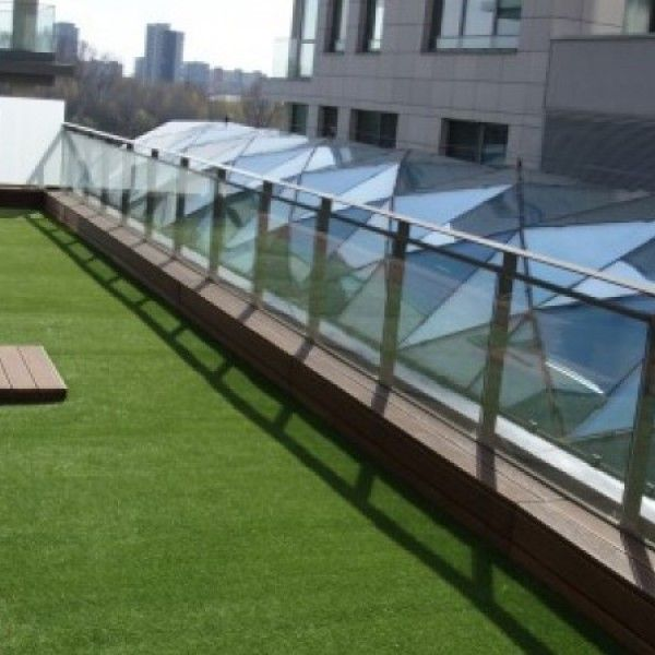 Artificial Grass Dubai provides the best synthetic grass for commercial landscaping. #commercial office buildings #roadways #airports #hospitals in dubai and abudhabi. Call us : 056-600-9626, 04-2959449 E-mail us : sales@artificialgrassdubai.ae