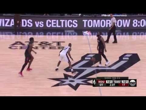 Bruce Bowen On Kawhi Leonards Injury | Game 5 Highlights Spurs vs Rockets