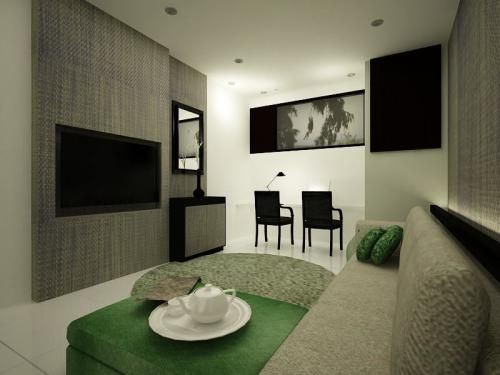 LIVING ROOM DESIGN | TradMix