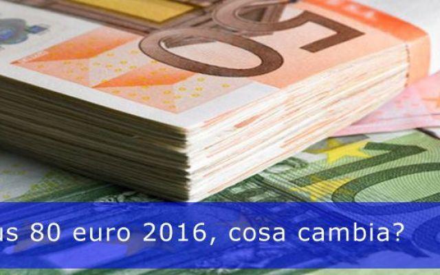 Bonus 80 euro 2016, a chi tocca e quali requisiti sono richiesti La Legge di stabilità 2015 ha reso permanente il bonus Irpef introdotto dal Governo Renzi. Anche nel 2016, perciò, i lavoratori italiani al di sotto di una certa soglia di reddito continueranno a per
