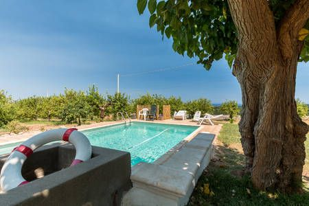 Check out this awesome listing on Airbnb: AUTHENTIC SICILIAN CHARM pool wi-fi in Syracuse