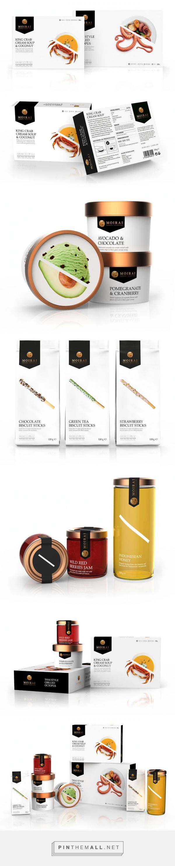 MOIRAI #Gourmet Selection #concept #packaging by Juan Jose Montes, Vania Nedkova, Alejandra de la Garza - http://www.packagingoftheworld.com/2015/02/moirai-gourmet-selection.html