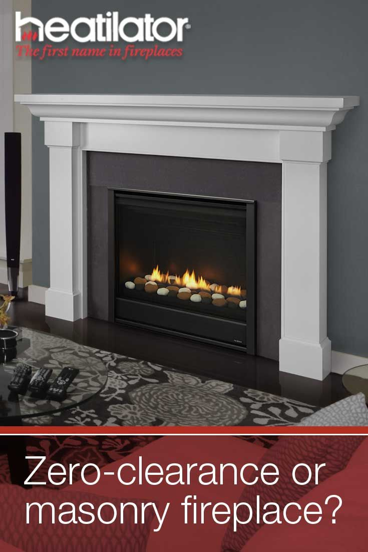 Superior If You Re Considering Installing A Fireplace Insert Knowing What Type Of  Fireplace You135 Best Heatilator
