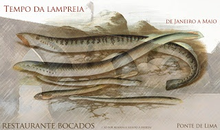 Tempo da lampreia