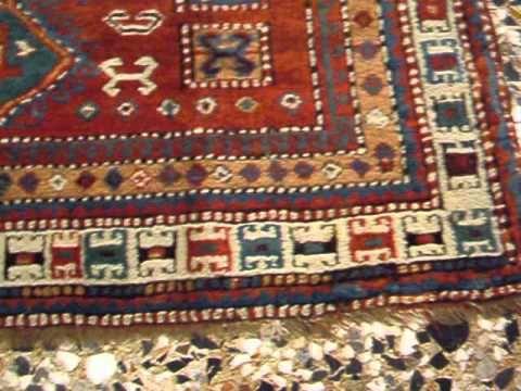Bordjalo antico caucasico proposto da Morandi tappeti