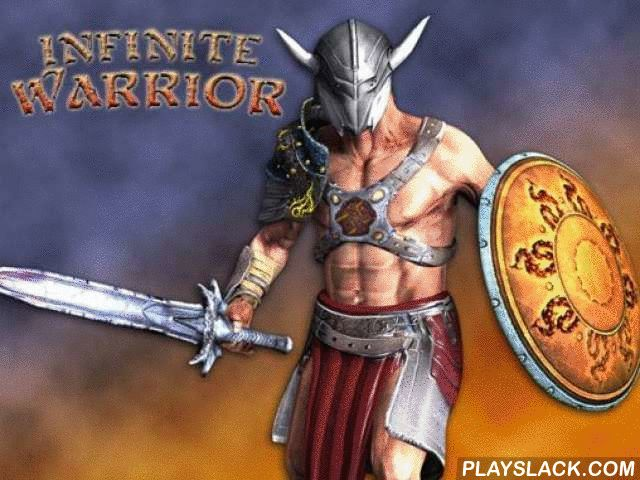 Infinite Warrior  Android Game - playslack.com , an infinite blood-filled combat with the whole military of enemies.