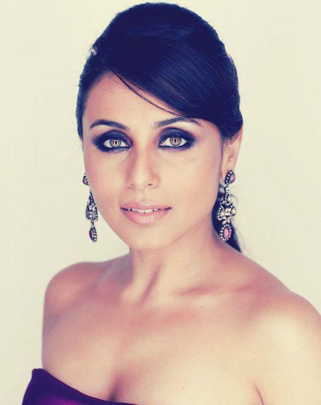 Rani Mukerji #Bollywood #Fashion #Style #Beauty