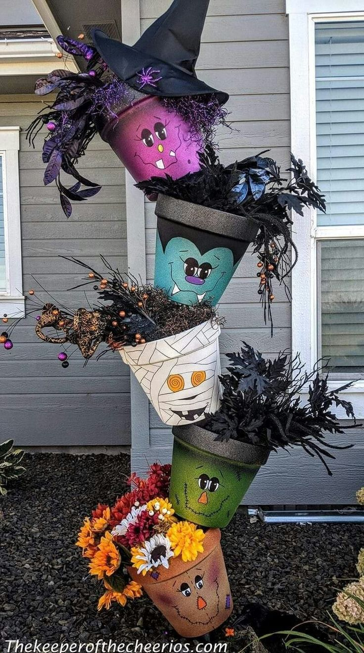 Pin by Mystic Haven on SAMHAIN Halloween outdoor