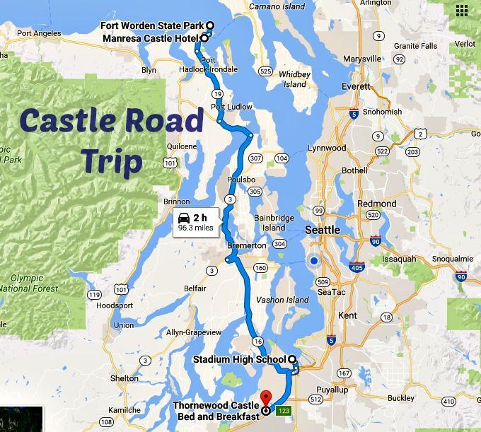 Best Washington State Images On Pinterest Washington State - Washington state road map