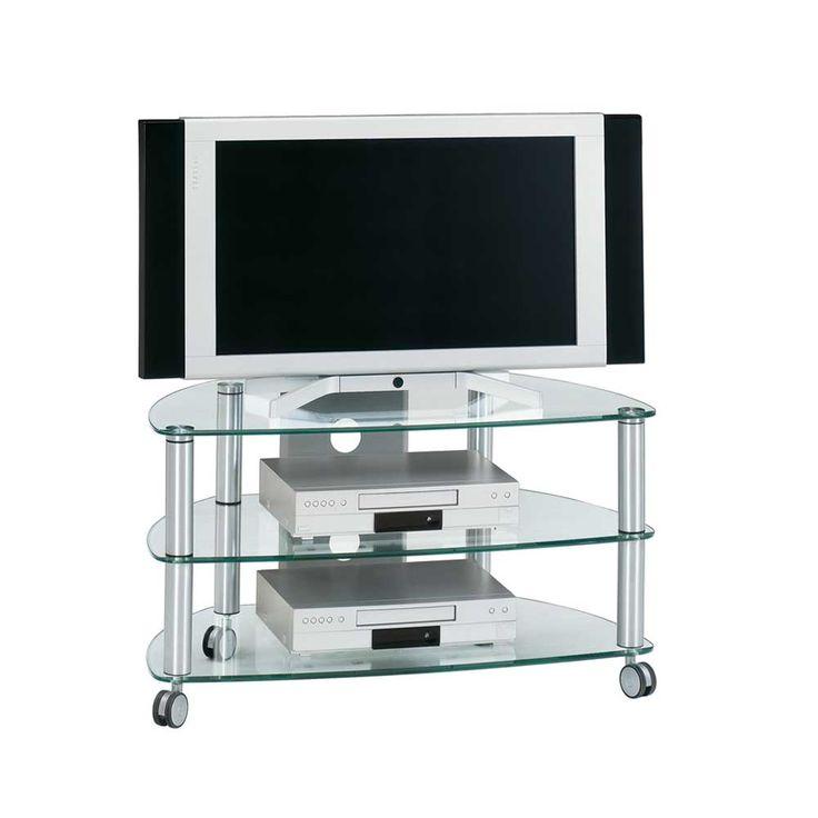 die besten 25 tv rack glas ideen auf pinterest tv m bel beton hifi regal glas und hifi tv regal. Black Bedroom Furniture Sets. Home Design Ideas