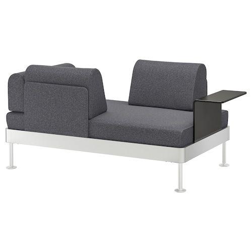 Ikea Divani 2 Posti.Ikea Delaktig Divano A 2 Posti Con Tavolino Caffe Nel 2019