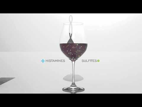 See PuraVino® Wine Filters in action! Enjoy wine without the side effects.