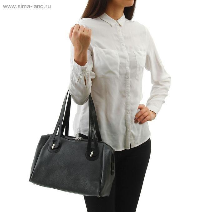 Артикул: 1315135 Сумка женская, 1 отдел на молнии, наружный карман | Женские сумки и рюкзаки