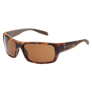 4dcd76af25 Native Eyewear Eddyline Polarized Sunglasses - Wood Silver Mirror ...