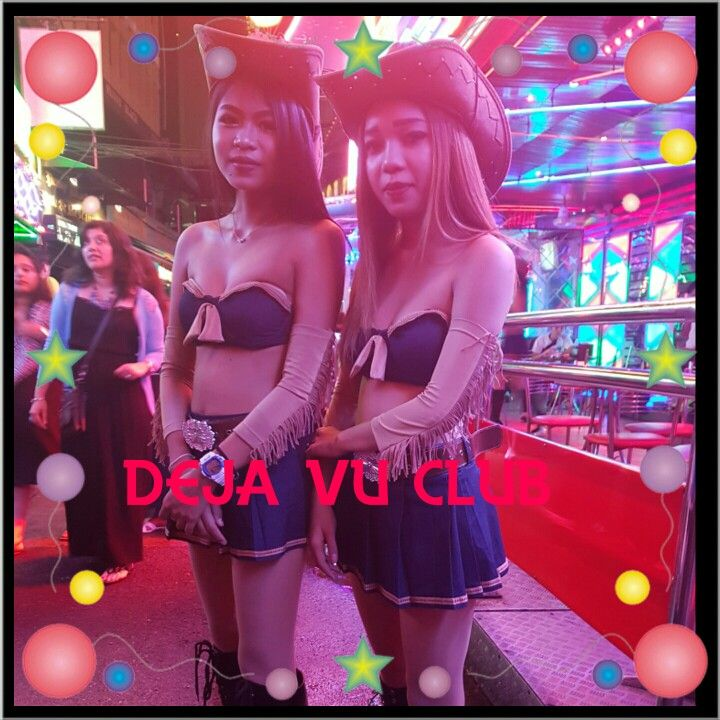 #Dejavu #Club #Soicowboy #Bangkok #Showladies #Coyote #Thailand #nightlife #Dancing