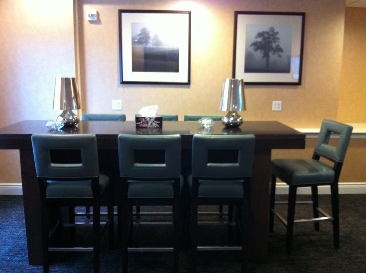 Our Hearth Room Is Breakfast In The Morning And A Place To Work