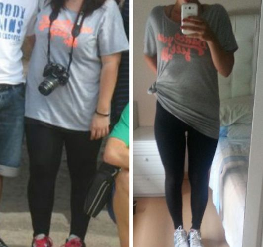 tumblr meanspo and weight loss pictures - 532×500