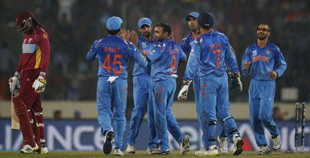 WI 28/2 IN 4 OVER India vs West Indies T20 Semi Final Live score #WT20 #WCT20 #WorldT20 #INDvWI #WIvIND India vs West Indies Live Cricket Video Streaming T20 World Cup Semi Final