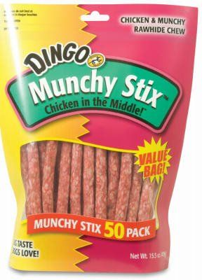 Dingo Munchy Stix Dog Treat -- Check this awesome product by going to the link at the image.