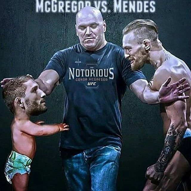disrespectful artwork of Conor McGregor vs Chad Mendes : if you love #MMA, you'll love the #UFC & #MixedMartialArts inspired fashion at CageCult: http://cagecult.com/mma