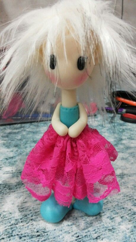 Muñeca lapicera