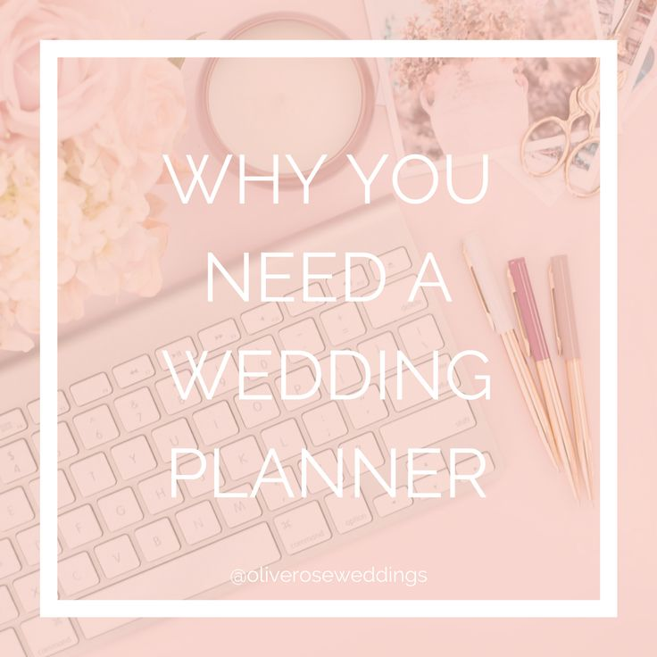 Top 5 Reasons #1 EVERYONE DESERVES TO ENJOY THEIR DAY! –The day flies by in a blink of an eye that you don't have time to stress and worry about trivial things. #2 SAVES YOU MONEY– Yes, you maybe thinking that a Wedding Planner is another expense however we are able to negotiate with vendors …