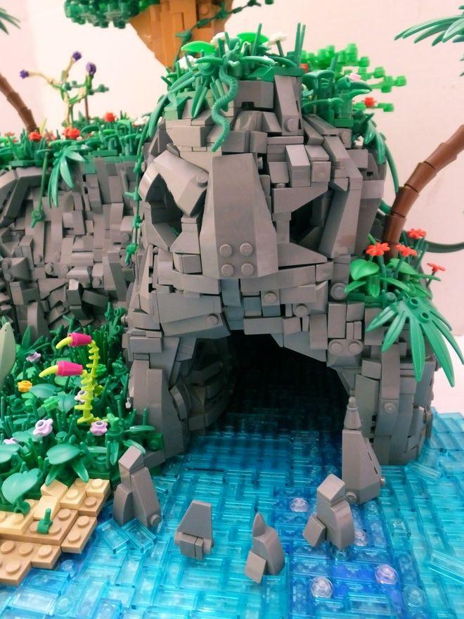 LEGO Ideas - Skull Island