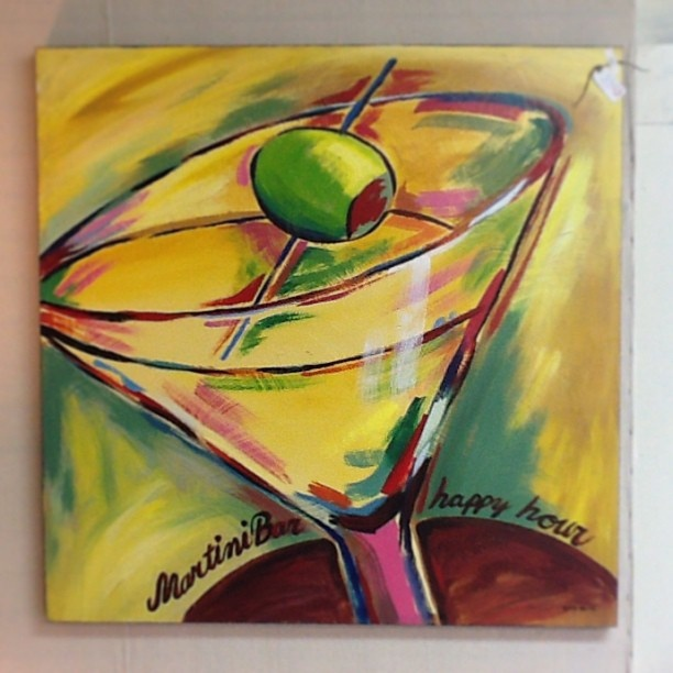 Exelent Martini Wall Art Image - Wall Art Collections ...