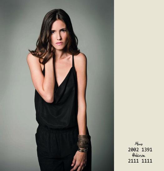 JS HERITAGE - Militar Style Black Jumpsuit