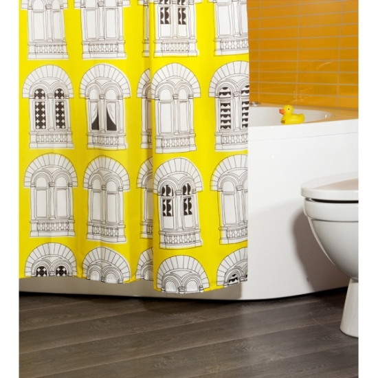 10 best shower curtains images on pinterest bathroom - Keith haring shower curtain ...
