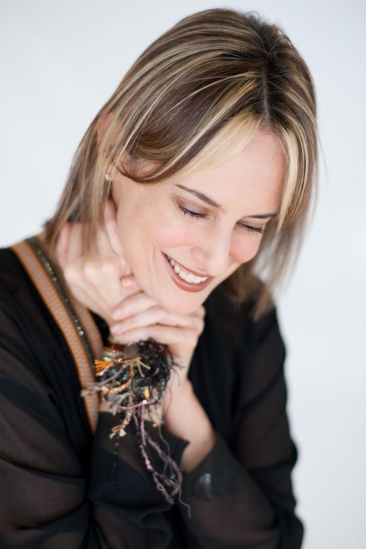 Silvia Tcherassi style - casual chic - wayuu bracelets