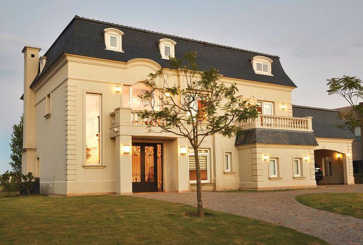 Mejores 15 im genes de casas estilo frances en pinterest for Casas estilo frances clasico