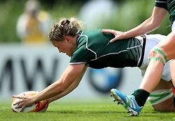 Ireland semi Finals of Women's Rugby World Cup 2014