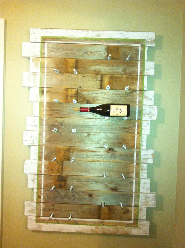 50 best Wine wall images on Pinterest | Wine racks, Wine cellars and ...